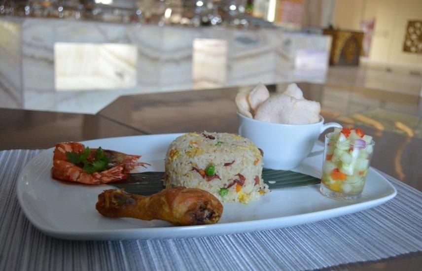 KJ Hotel Yogyakarta Yogyakarta - Makanan