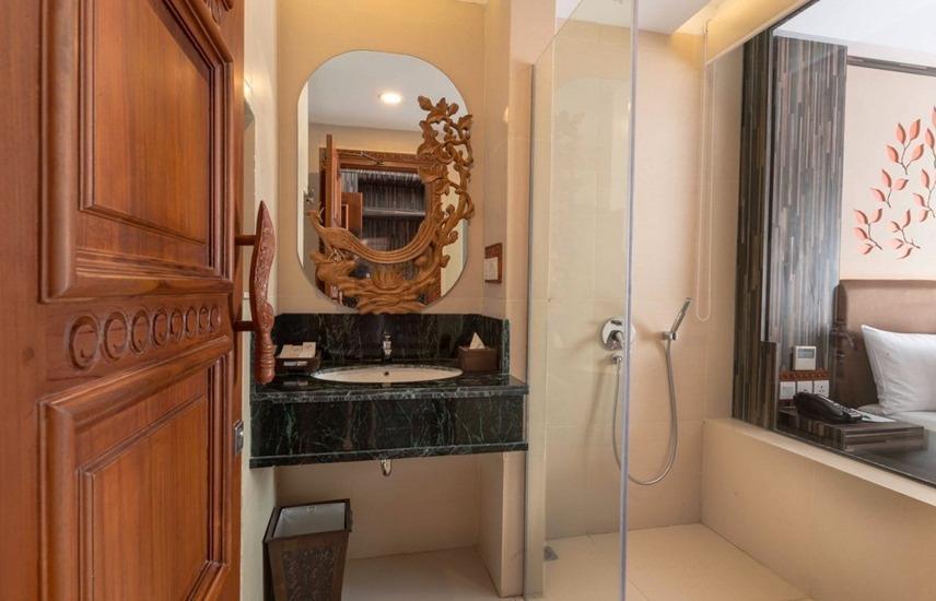KJ Hotel Yogyakarta Yogyakarta - Superior Twin Room Last Minutes