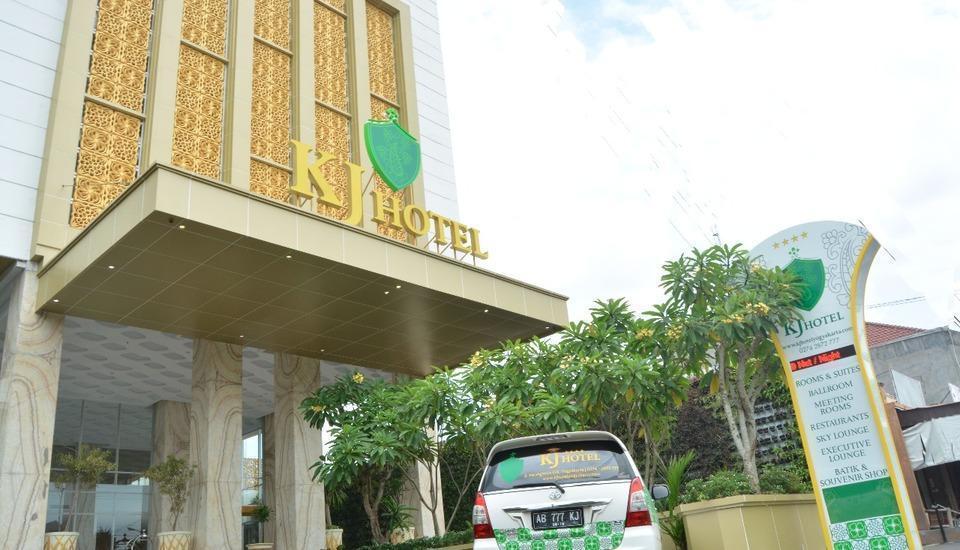 KJ Hotel Yogyakarta Yogyakarta - EXTERIOR