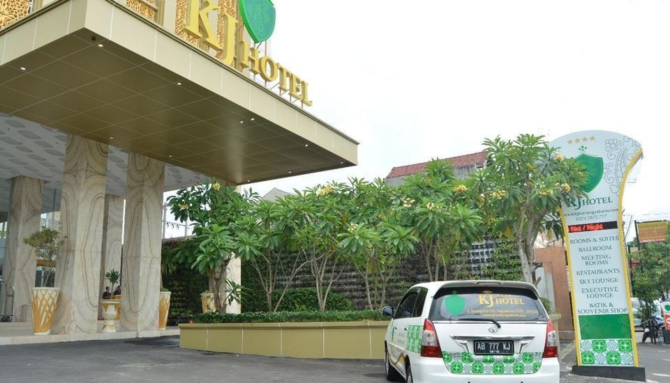 KJ Hotel Jogja - EXTERIOR