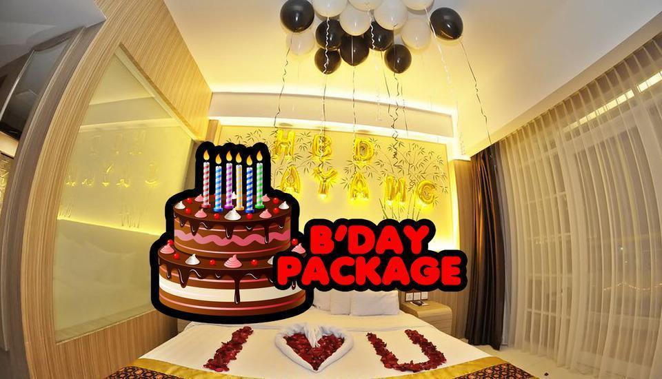 KJ Hotel Yogyakarta Yogyakarta - birthday package