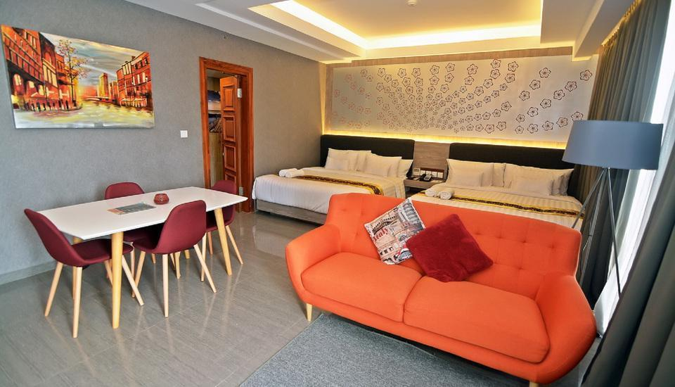KJ Hotel Yogyakarta Yogyakarta - FAMILY