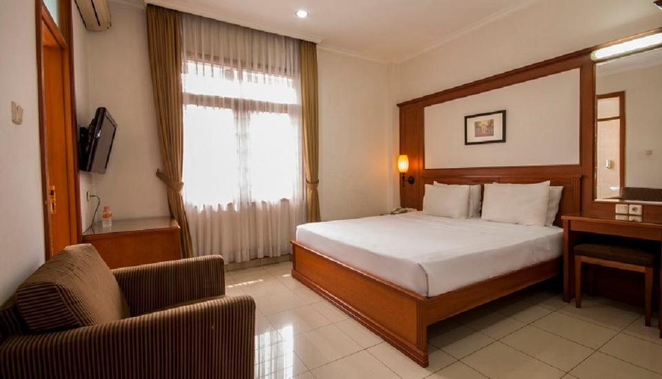 Hotel Caryota Bandung - Kamar Deluxe (Double/Twin) 30% DISC OFF