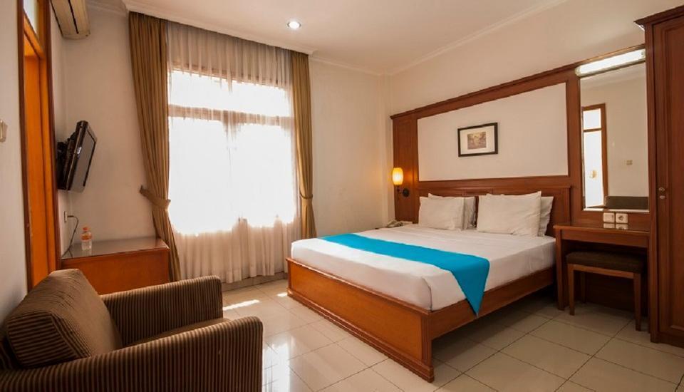 Hotel Caryota Bandung - Deluxe Double
