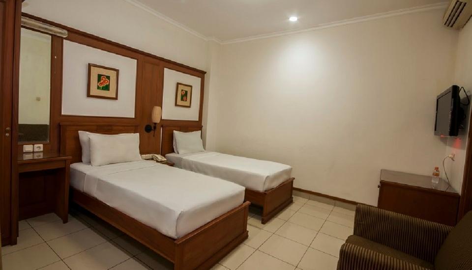Hotel Caryota Bandung - Deluxe Twin
