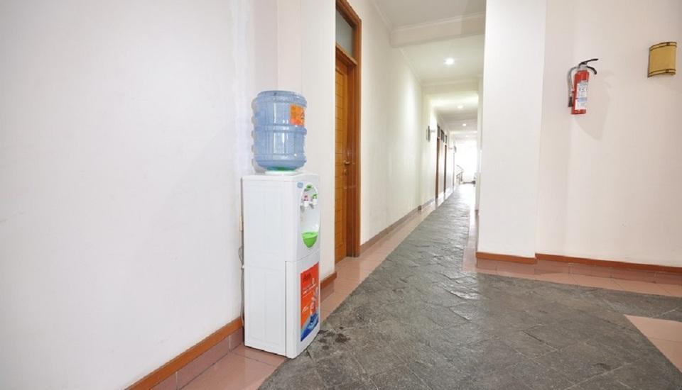 Hotel Caryota Bandung - Corridor