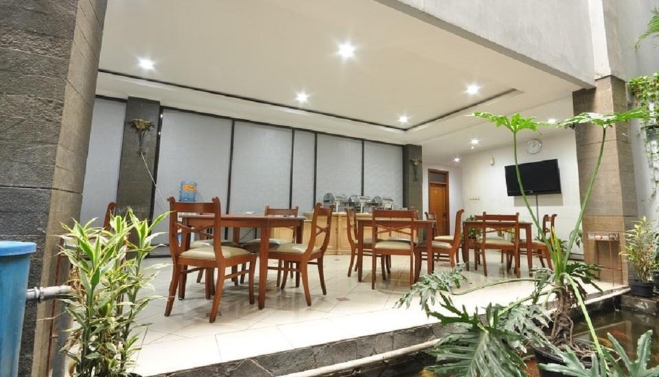 Hotel Caryota Bandung - Restaurant