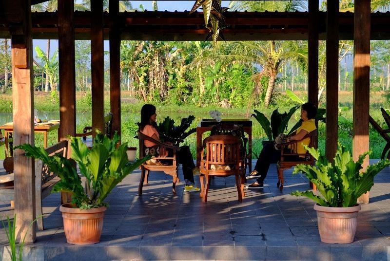 Puri Menoreh Hotel Magelang - Pendopo