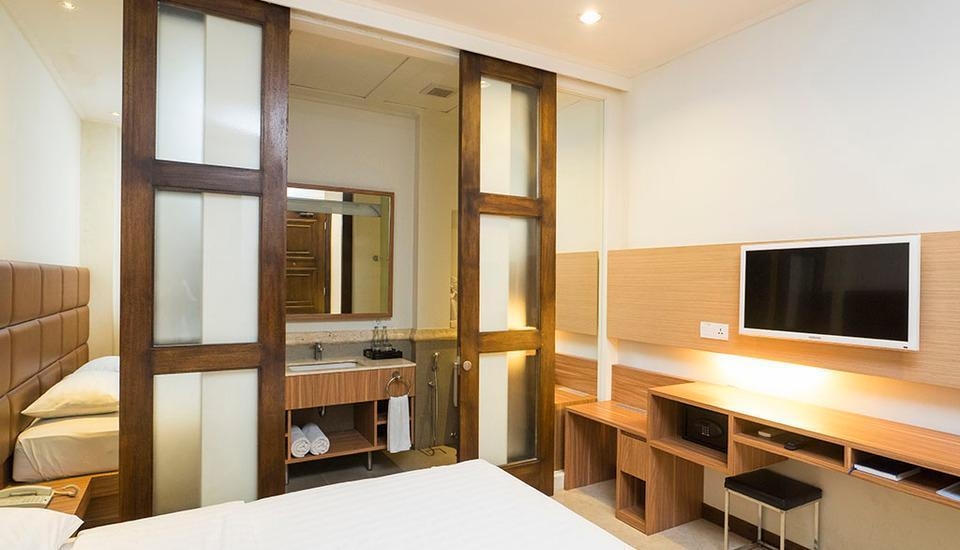 Alron Hotel Kuta - Smart Hanya Kamar  Special Offers  Discount Non Refundable