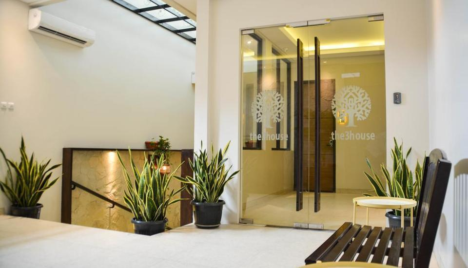 Treehouse Suites Jakarta - Entry Access