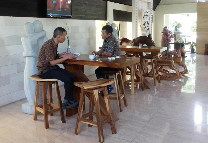 DRiam Resort Ciwidey Bandung - Cafe