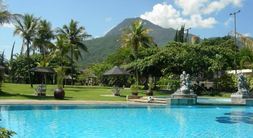 Kartika Wijaya Batu Heritage Hotel Malang - Kolam Renang