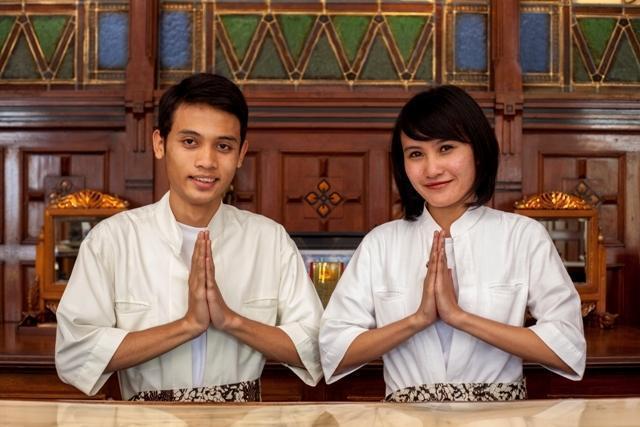 Kartika Wijaya Batu Heritage Hotel Malang - UCAPAN