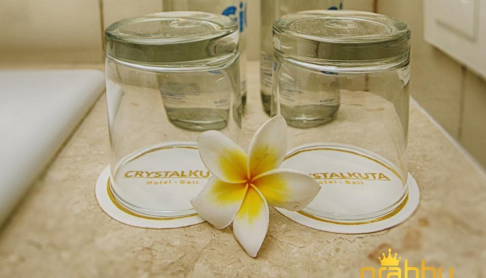 Crystal Kuta - Superior Double or Twin Room Only  Regular Plan