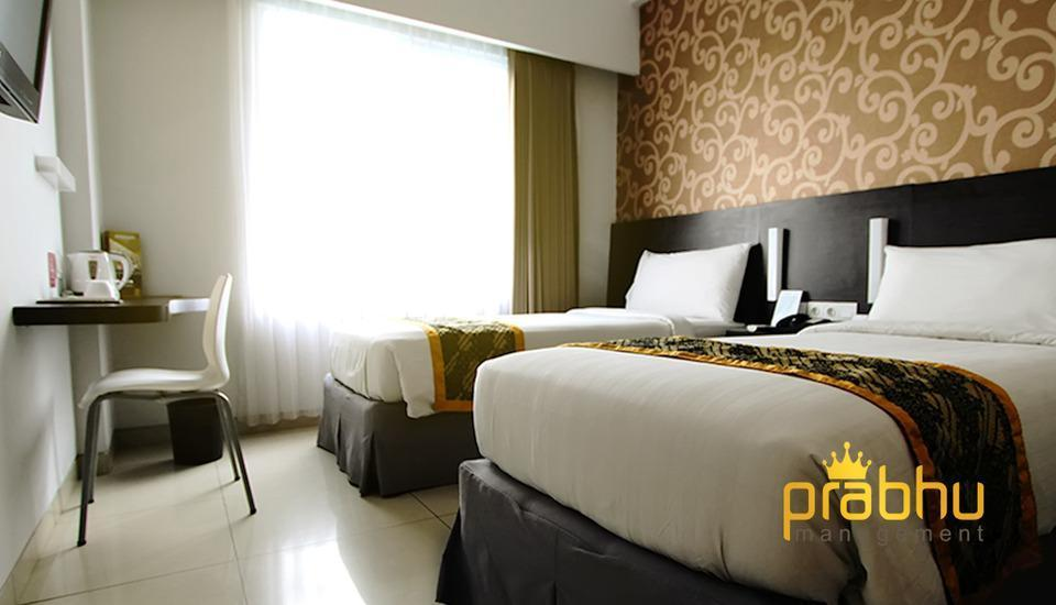 Crystal Kuta - Superior Double or Twin Room Only Last Minute