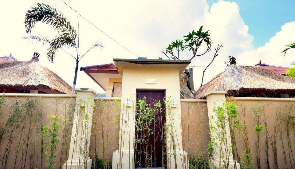 Jas Green Villas Bali - Eksterior
