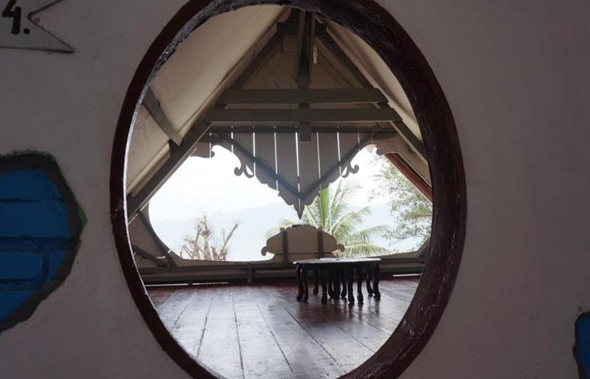 Hotel Ambaroba Resort Samosir - Interior