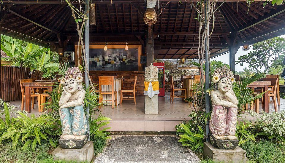 ZenRooms Ubud Singakerta Bali - Restoran