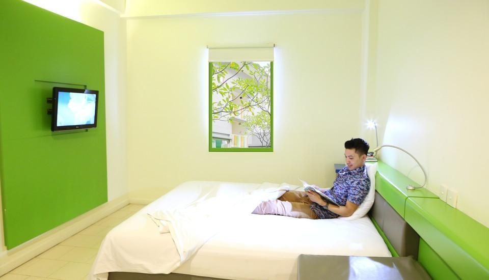 POP! Hotel Sangaji Yogyakarta - Bedroom