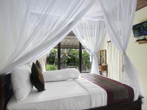 Pajar House Ubud Bali - Kamar Standar Double