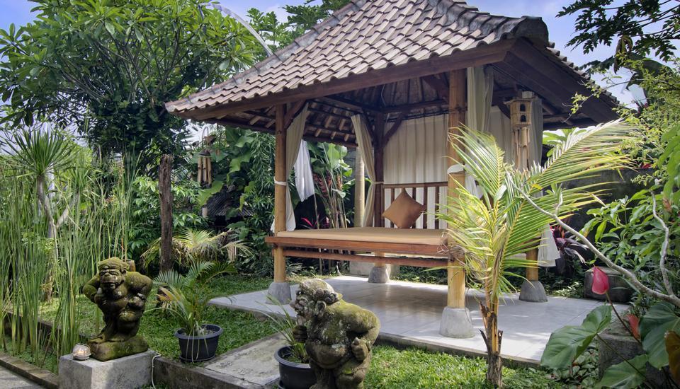 Pajar House Ubud Bali - pemandangan
