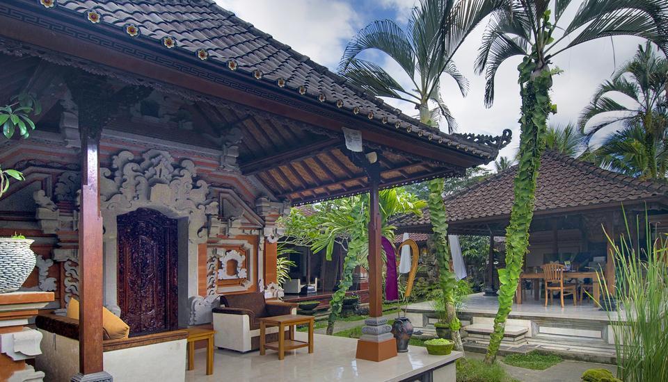Pajar House Ubud Bali - di sekitar hotel