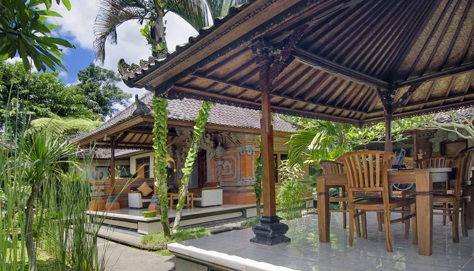 Pajar House Ubud Bali - Lokasi
