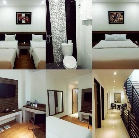 Gania Hotel Bandung - Kamar