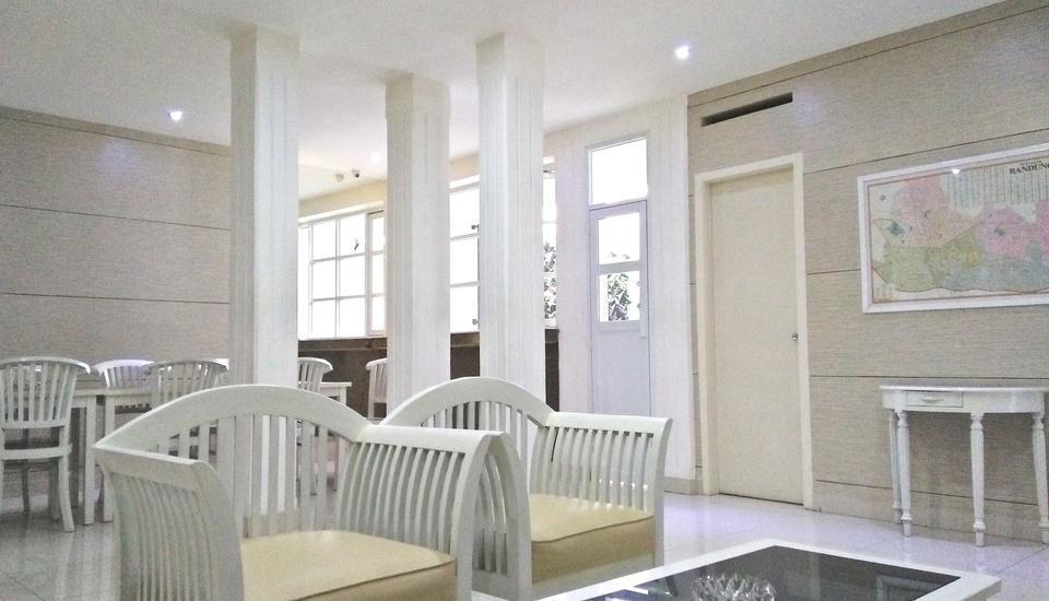 Gania Hotel Bandung - Tempat istirahat