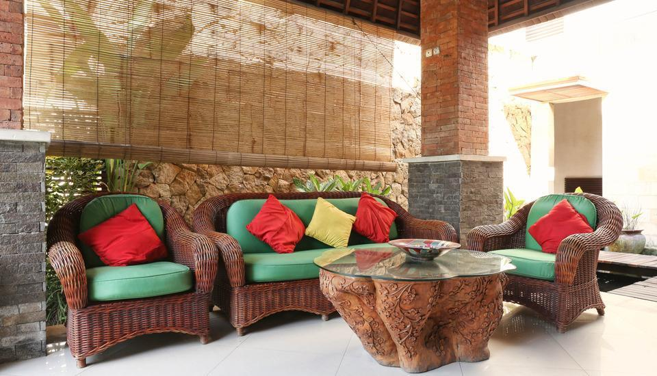 RedDoorz @Ngurah Rai Sanur Bali - Lobi