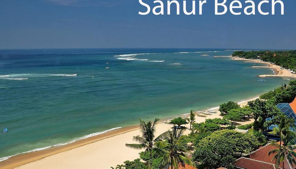 RedDoorz @Ngurah Rai Sanur Bali - Pantai Sanur