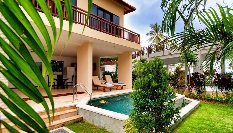 Discovery Candidasa Cottages and Villas Bali - Eksterior