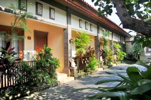 Puri Yuma Hotel Bali - Teras