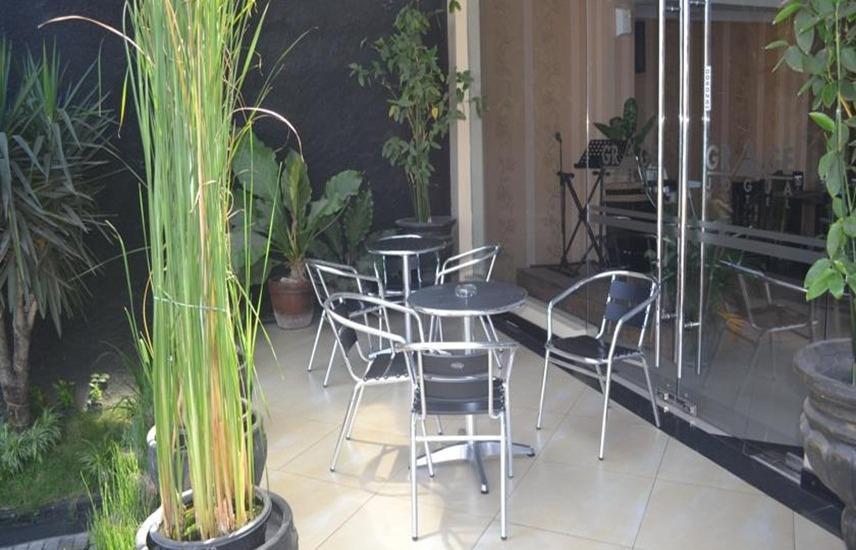 Hotel Grage Jogja - Interior