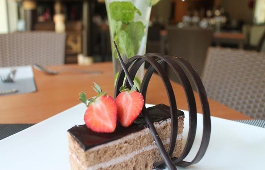 Hotel Grage Jogja - Makanan