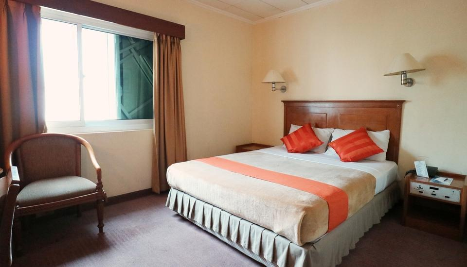 Hotel Melawai Jakarta - Standard King Room Only PAY LESS FOR 3 NIGHTS