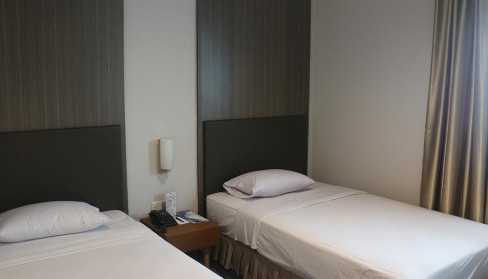 Hotel Melawai Jakarta - Superior Twin with Breakfast Regular Plan