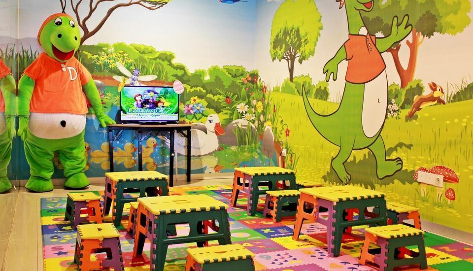 HARRIS Hotel Pontianak - Ruang bermain anak-anak