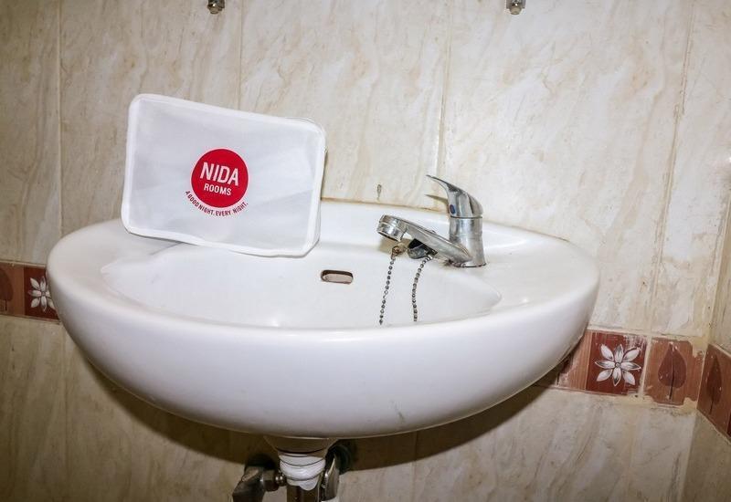 NIDA Rooms Wisata Kullner Medan Kota Medan - Kamar mandi