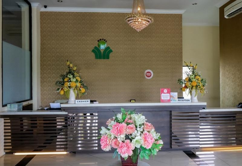NIDA Rooms Wisata Kullner Medan Kota Medan - Resepsionis