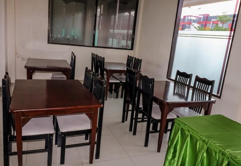 NIDA Rooms Wisata Kullner Medan Kota Medan - Restoran