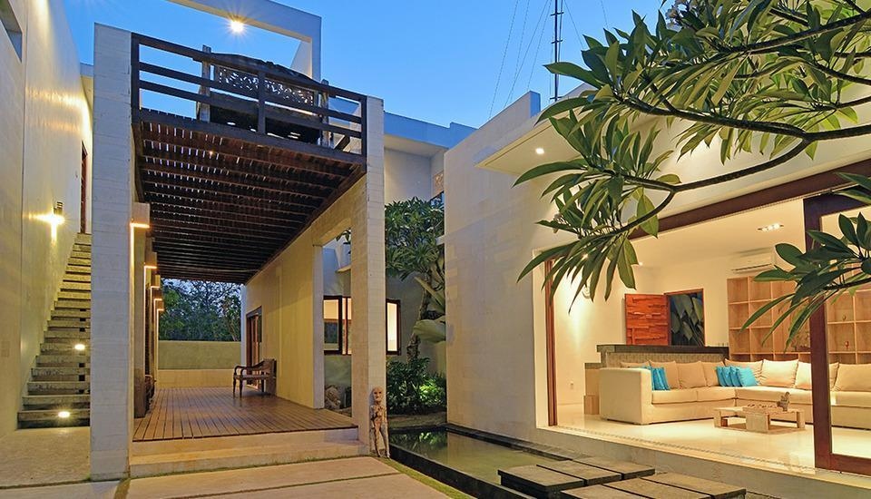 Scene Estate Bali - Exterior View