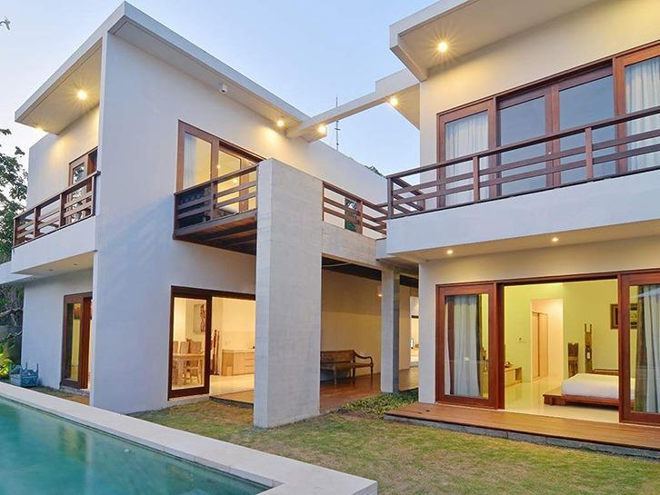 Scene Estate Bali - Villa eksterior