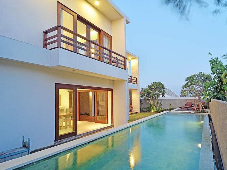 Scene Estate Bali - Kolam Renang Pribadi