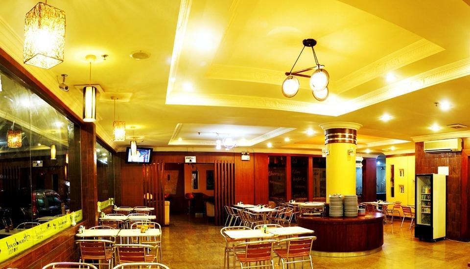 Hotel Standard Batam - Restaurant