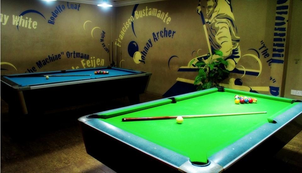 Hotel Standard Batam - Biliar