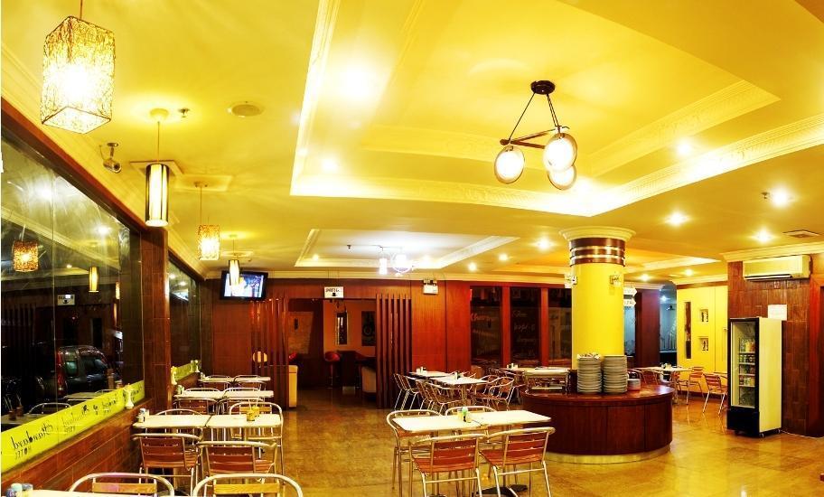 Hotel Standard Batam - Restoran