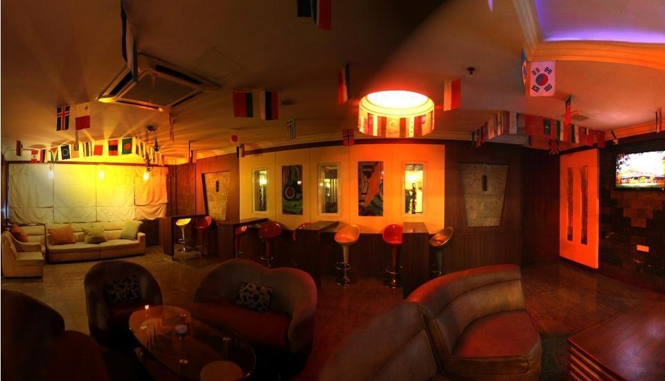 Hotel Standard Batam - Sport Bar