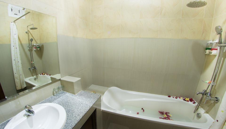 Sindhu Mertha Sanur Bali - Kamar mandi