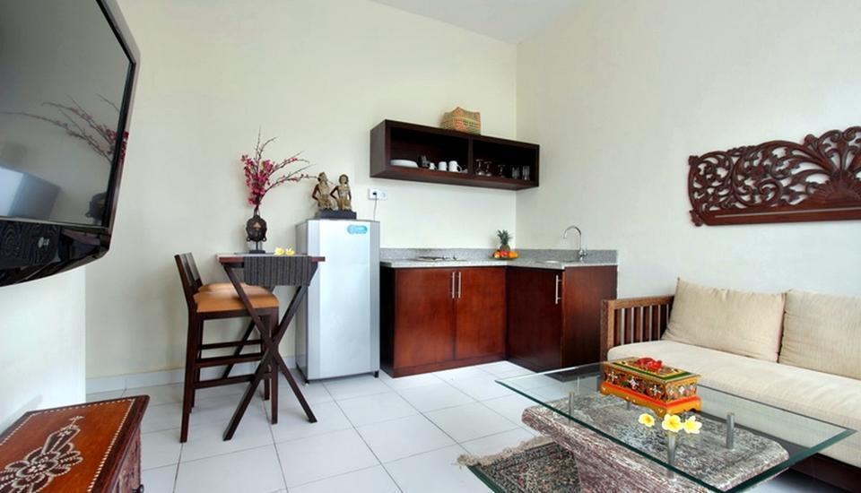 Berawa Beach Residence Bali - Ruang Tamu